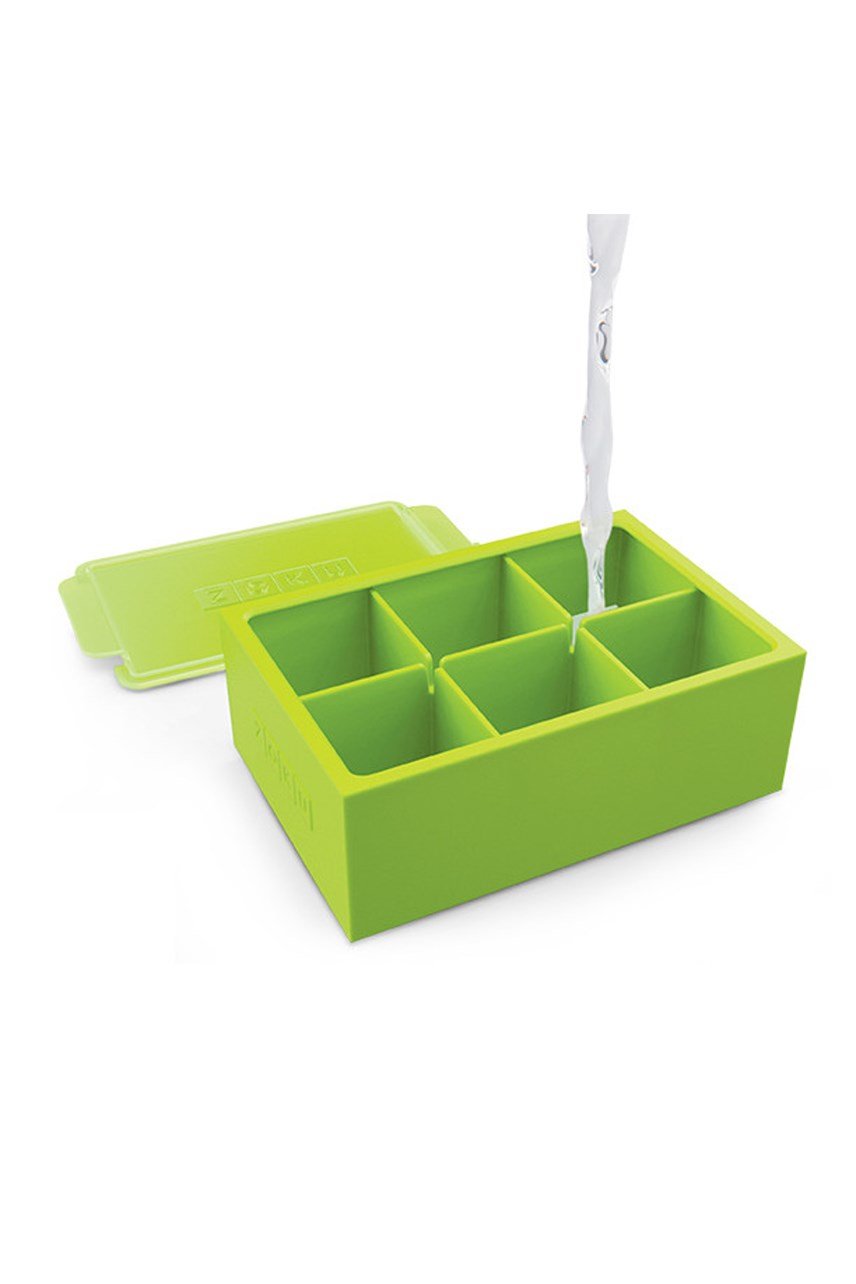 Jumbo Ice Cube Tray Set of 2