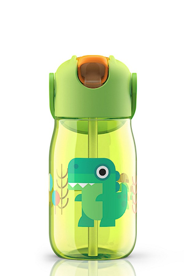 Kids Straw Bottle - 400mL