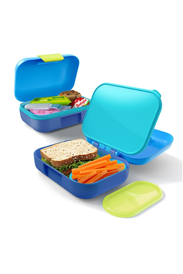 Neat Bento Junior Lunchbox - Blue