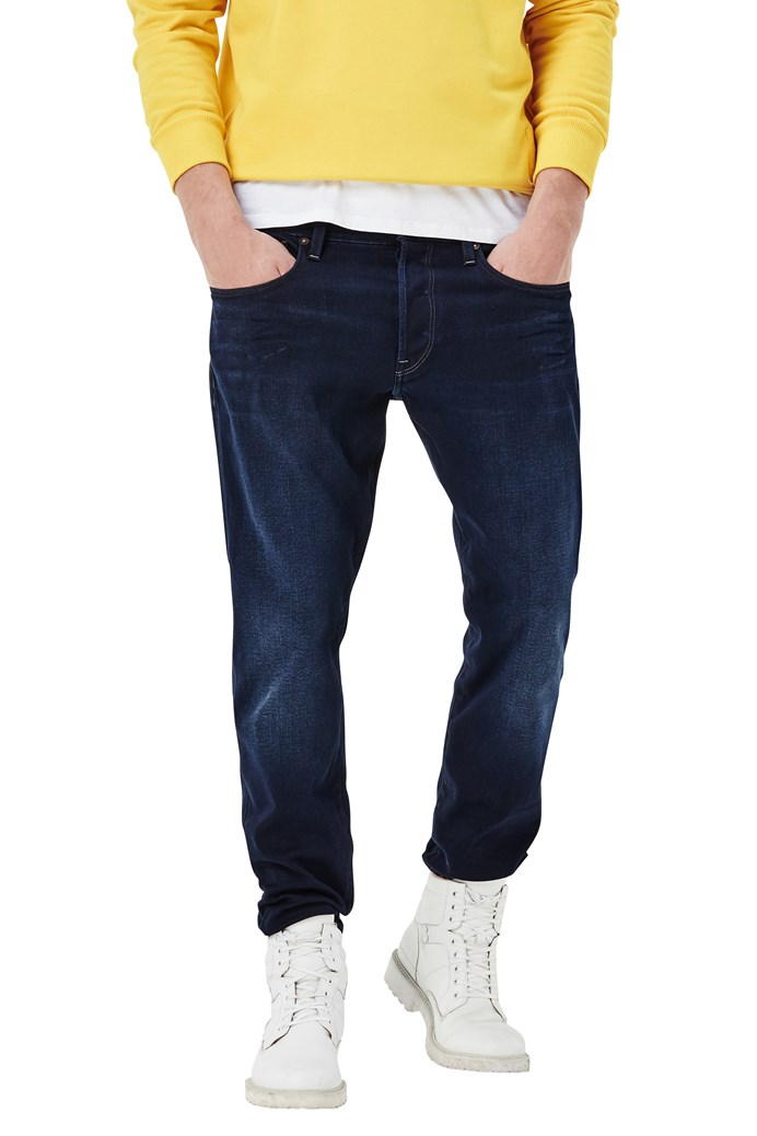 3301 Tapered Slander Indigo Supers Jean