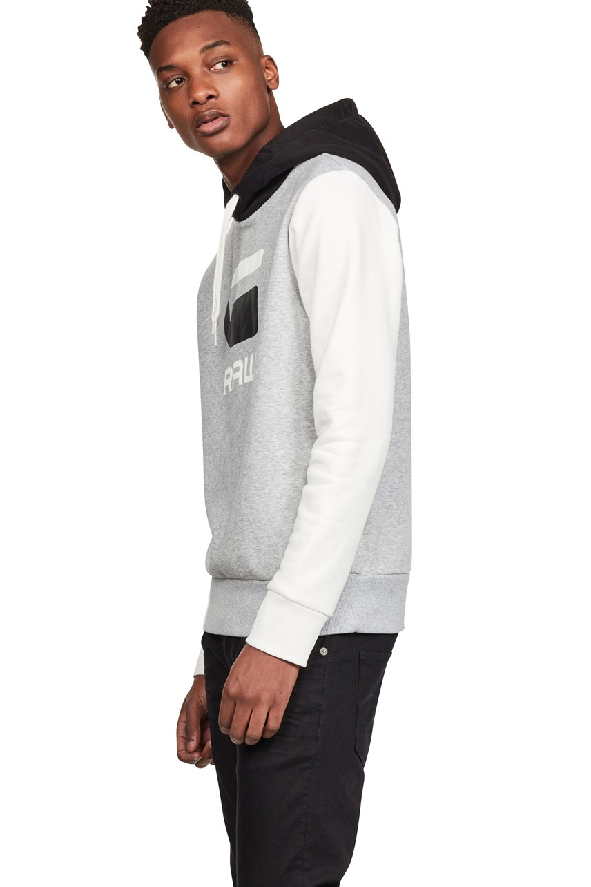 Graphic 19 Core Hooded Sweater