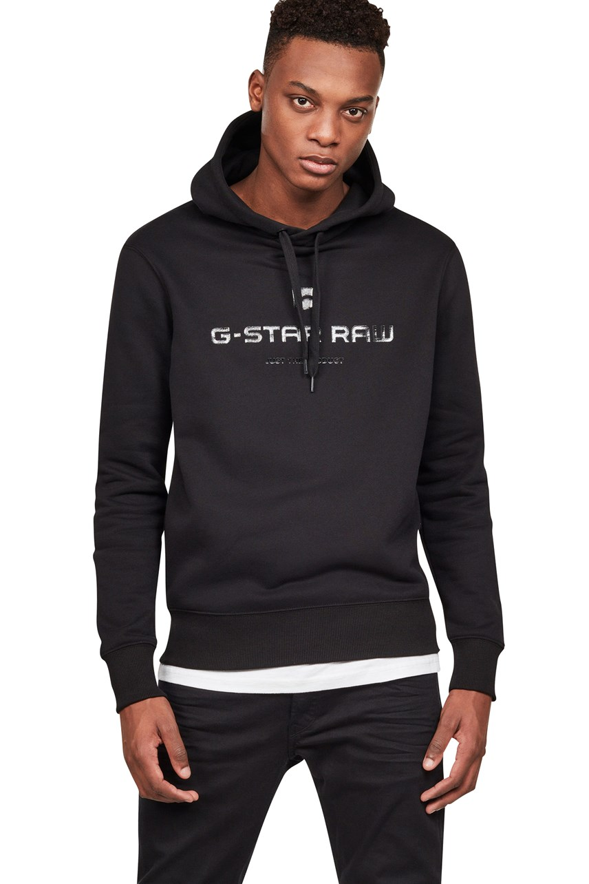 Graphic 34 Core Hooded Sweater