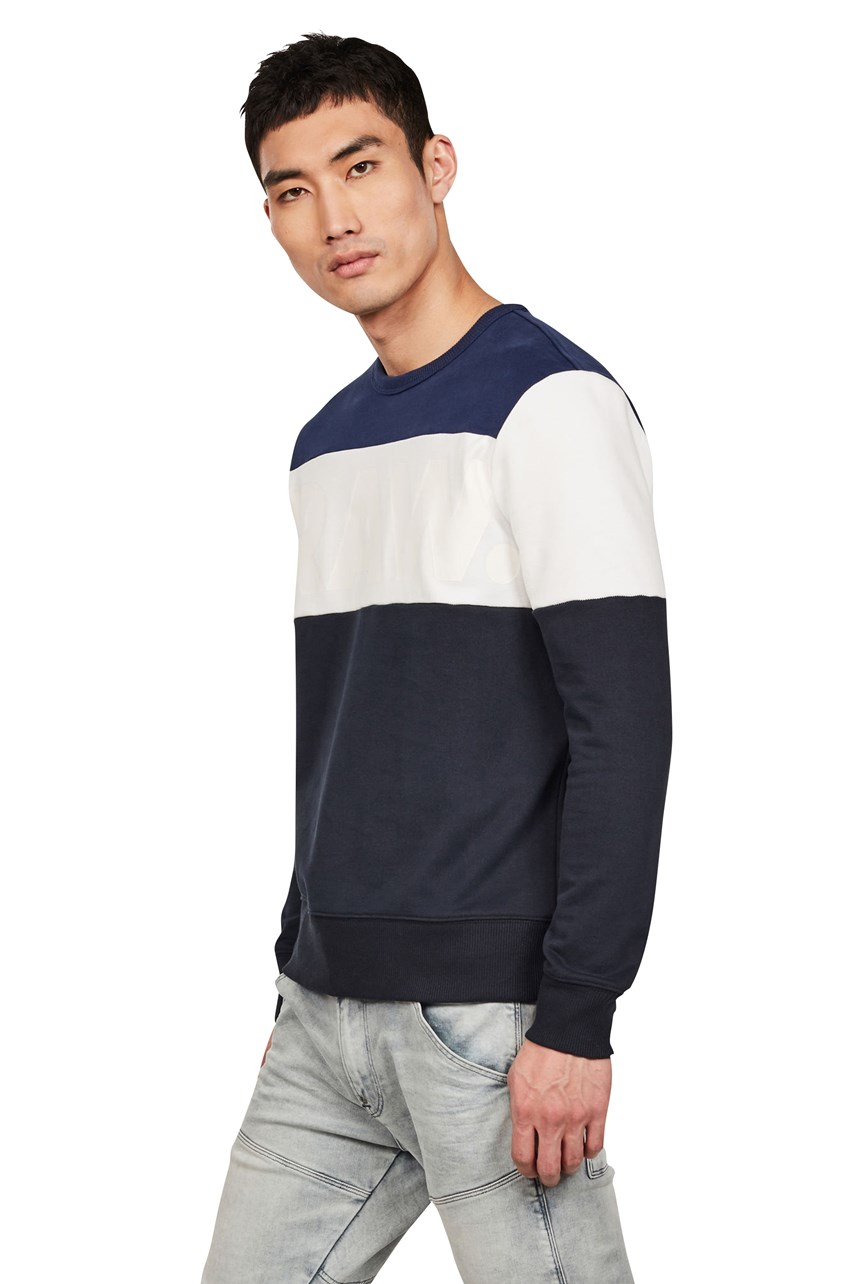 Libe Core Stripe Sweater