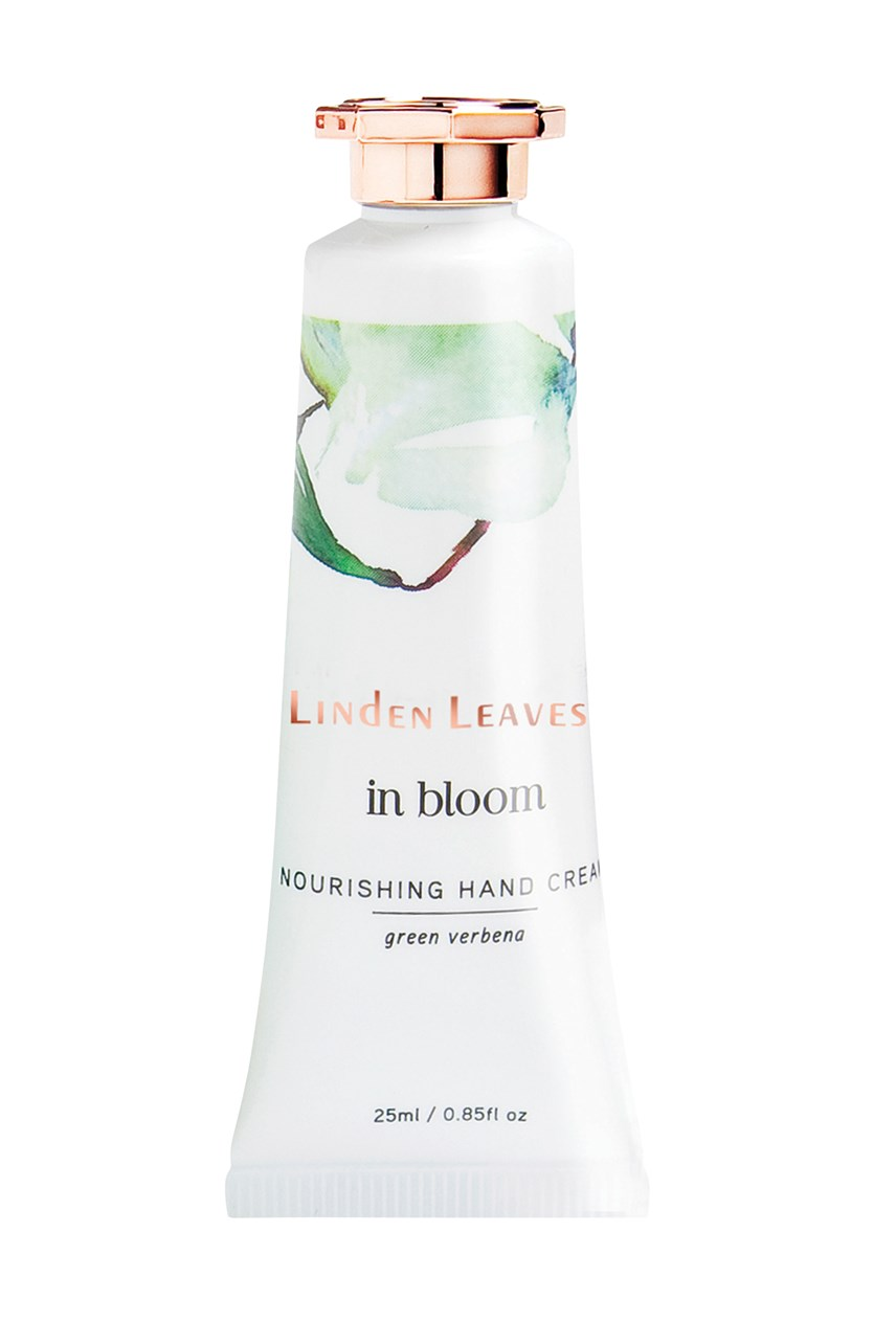 In Bloom Hand Cream travel size - Green Verbena
