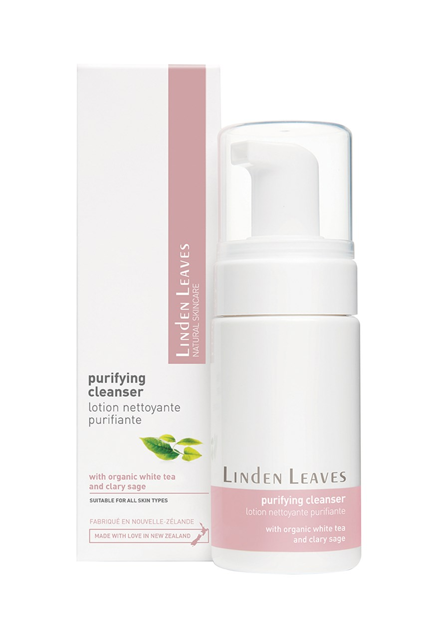 Natural Skincare Purifying Cleanser