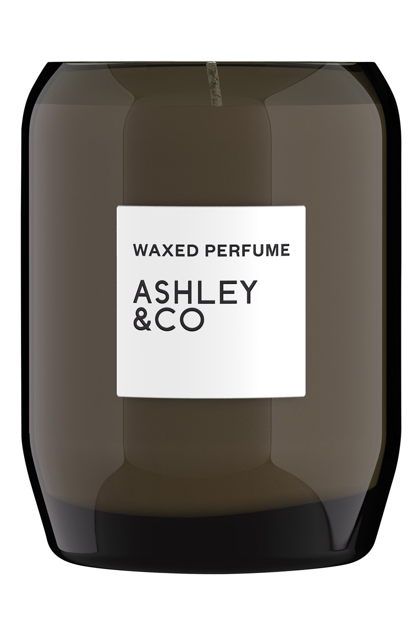 Waxed Perfume Natural Blend Candle - Blossom & Gilt