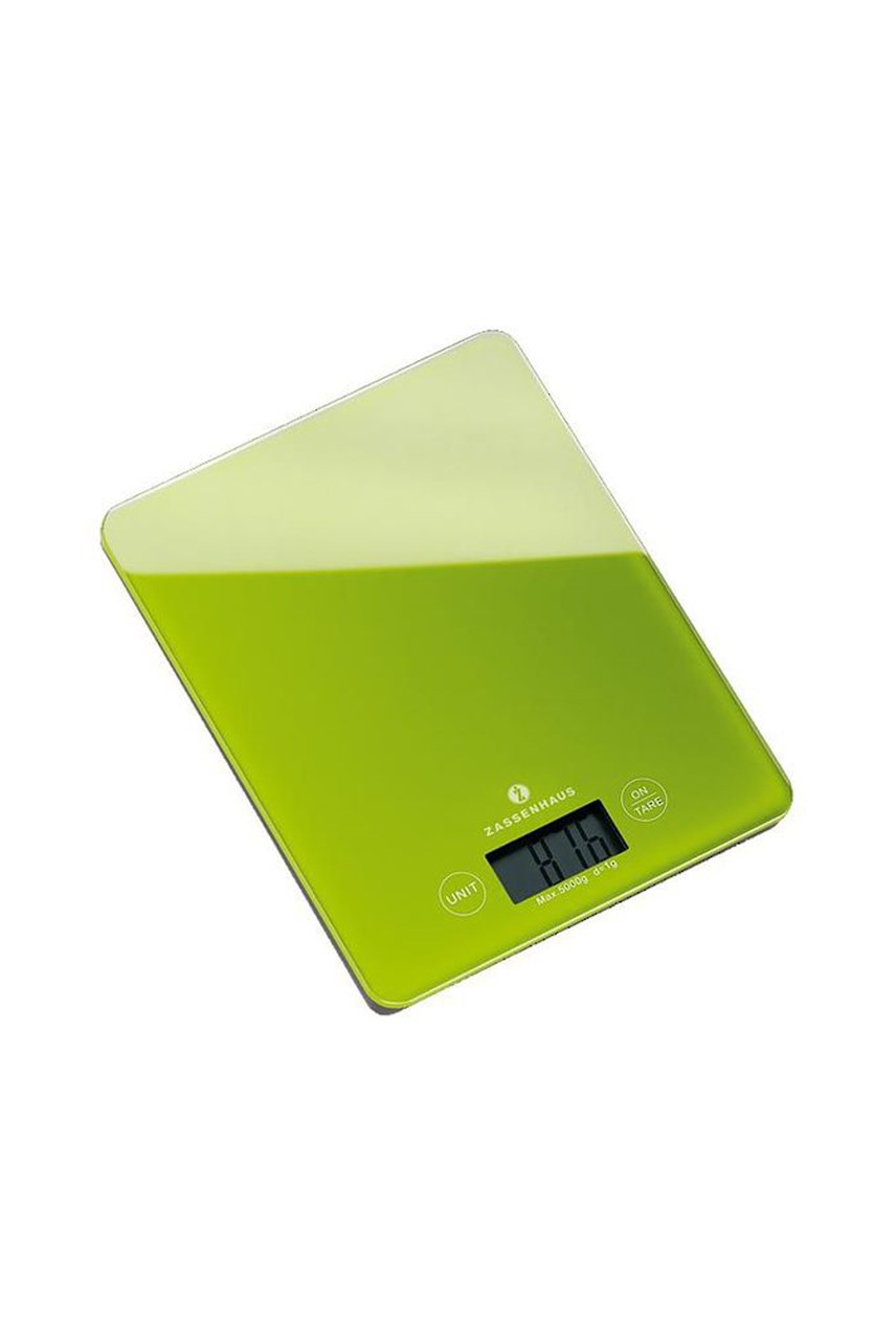 Digital Kitchen Scales - Green