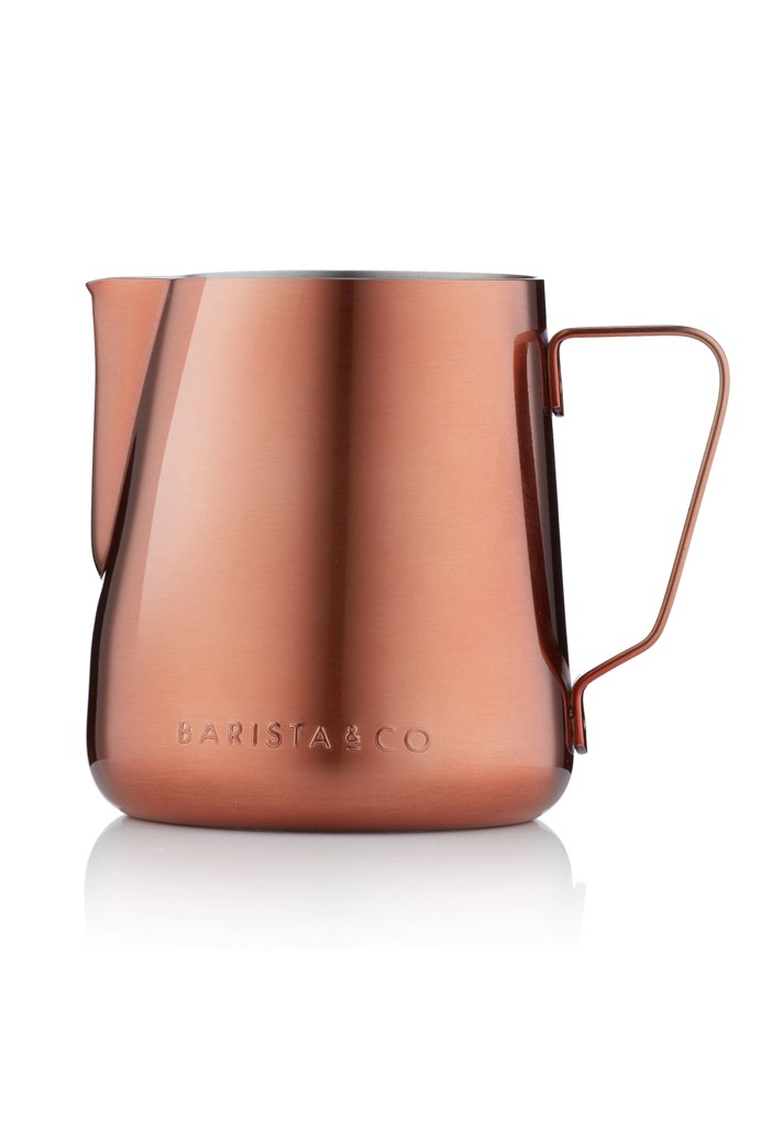 Core Milk Jug Copper - 420mL