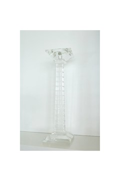 Casper Crystal Candle Stick Medium 1