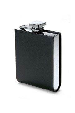 Giorgio Hip Flask Leather 1
