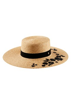 Astar Treasure Box Hat NATURAL CHARCOAL 1
