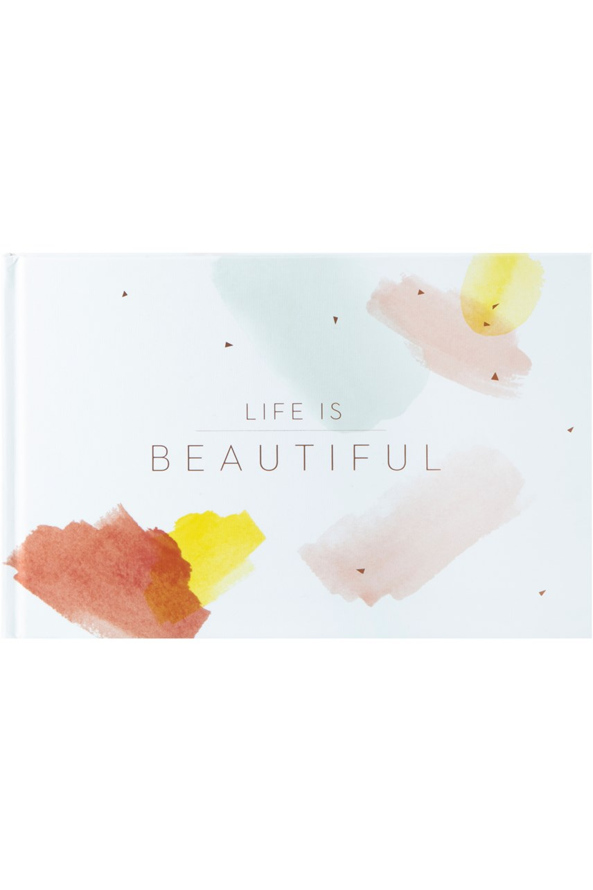 Life Is Beautiful Book