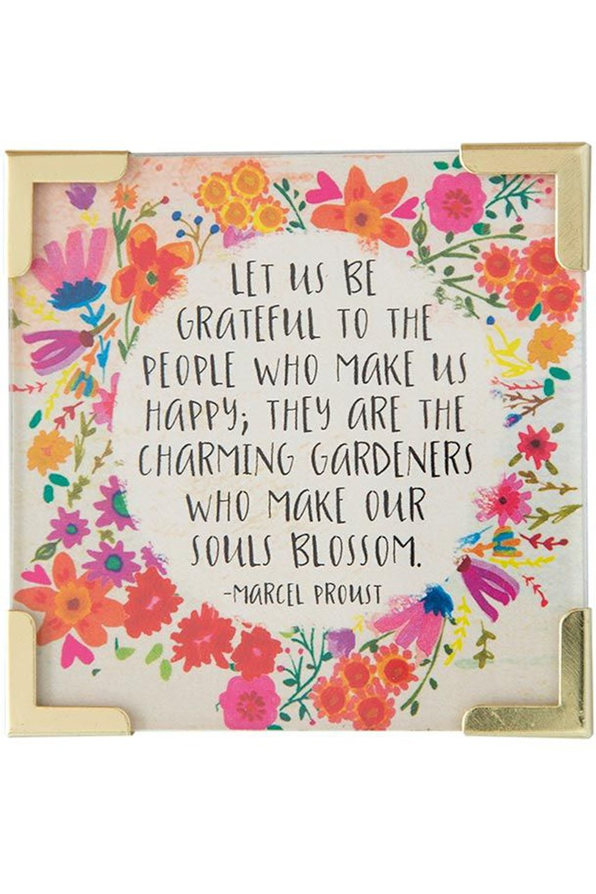 Let Us Be Grateful Magnet