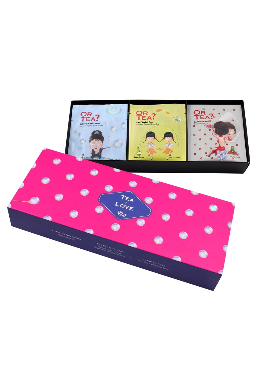 Tea Of Love 3-In-1 Sachet Combo