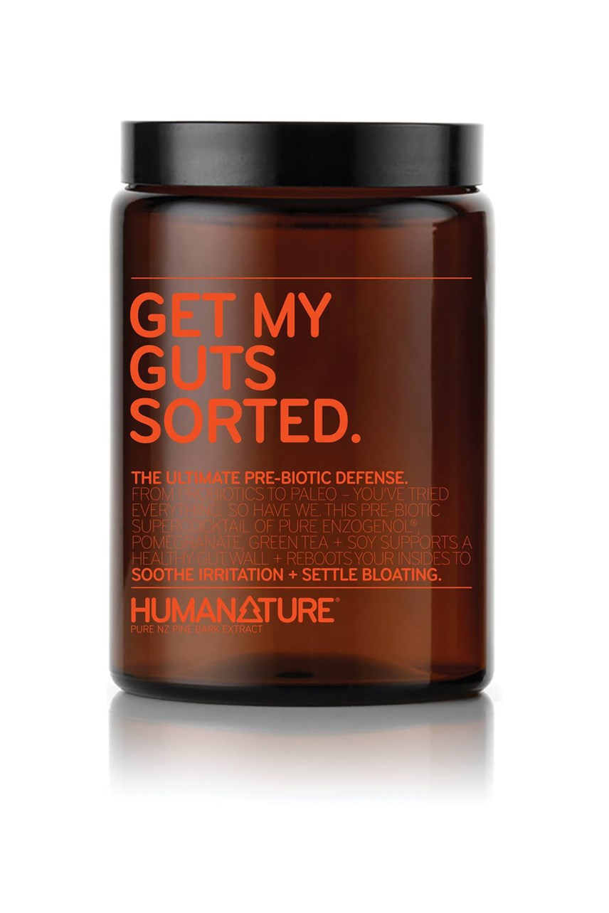 'Get My Guts Sorted' Supplements