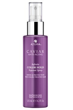 CAVIAR Anti-Aging Infinite COLOR HOLD Topcoat Spray 1