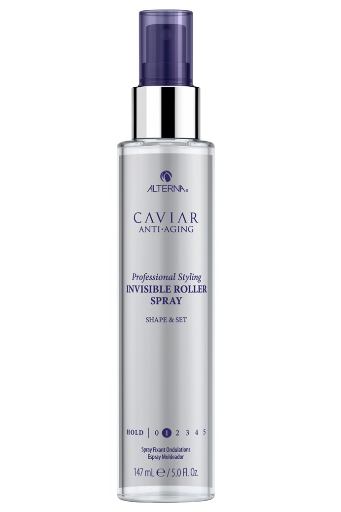 CAVIAR Anti-Aging Professional Styling Invisible Roller Spray