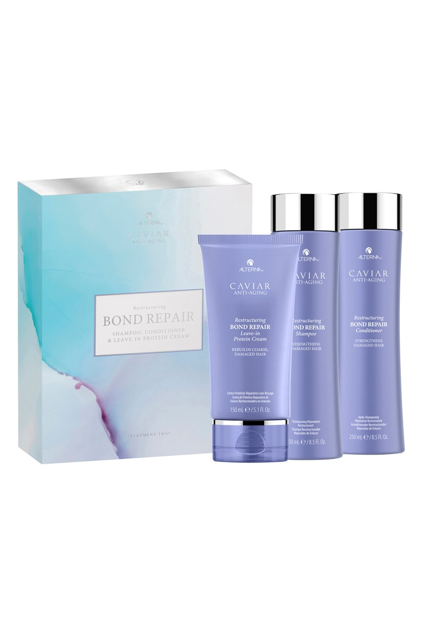 CAVIAR Anti-Aging Restructuring Bond Repair Treatment Trio