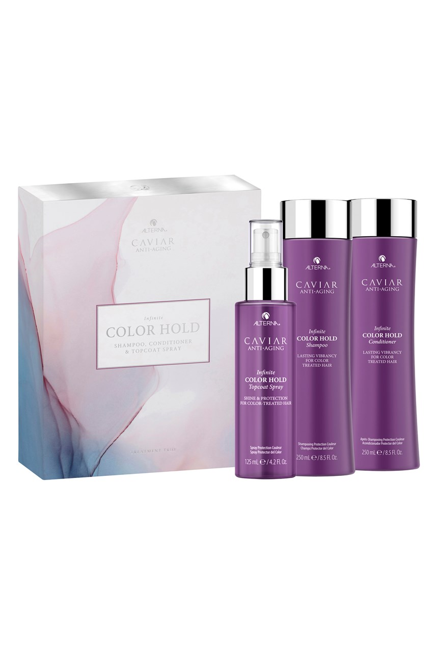 CAVIAR Anti-Aging Infinite Color-Hold Treatment Trio