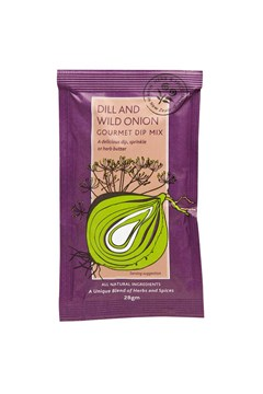 Dill And Wild Onion Gourmet Dip Mix 1