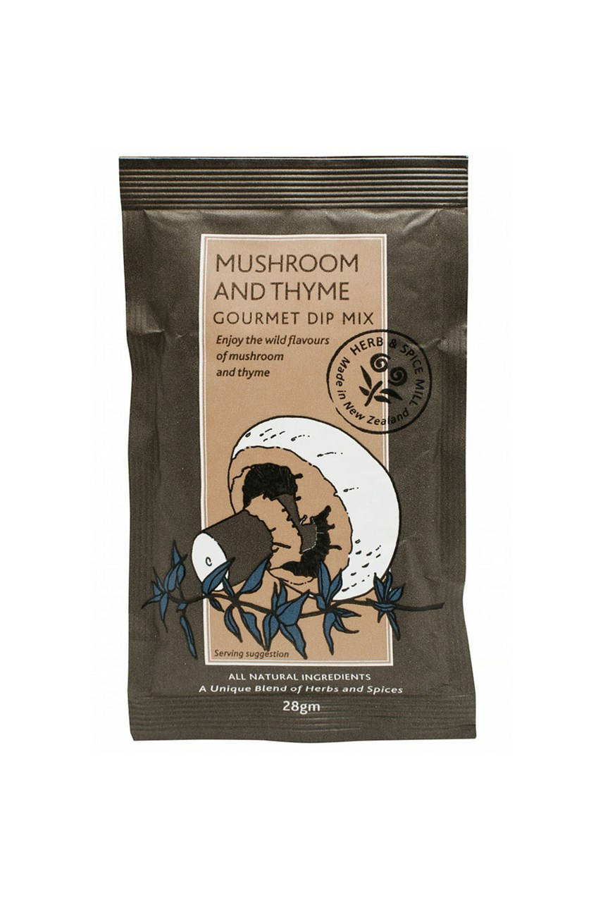Mushroom And Thyme Gourmet Dip Mix