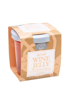 Rosé Wine Jelly 1