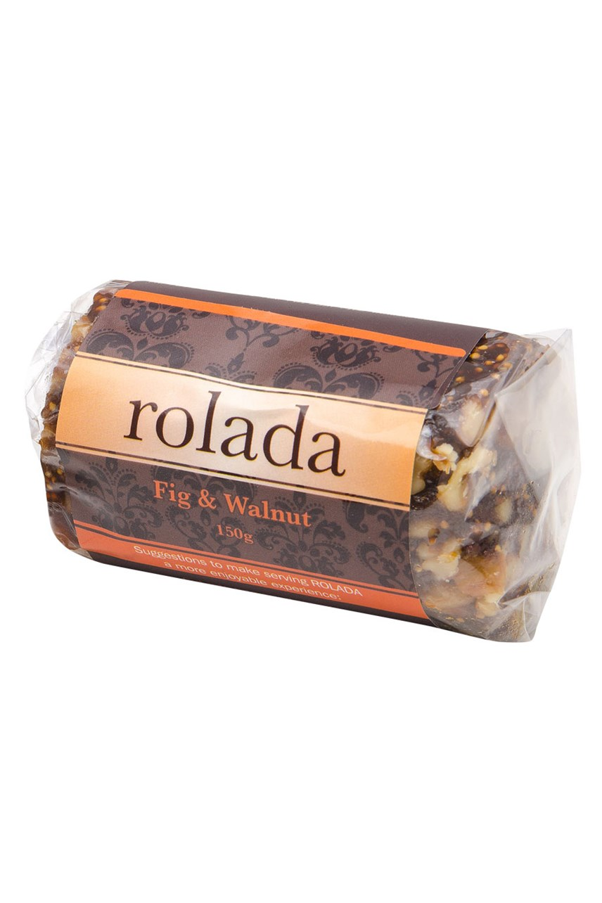 Fig & Walnut Rolada