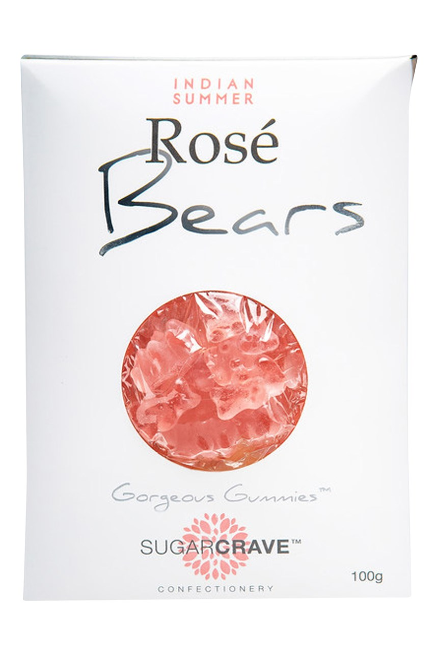 Rosé Bears Gorgeous Gummies