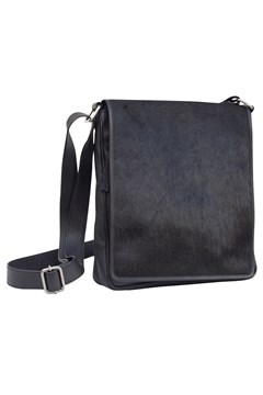 Flap Bag BLACK PONY 1