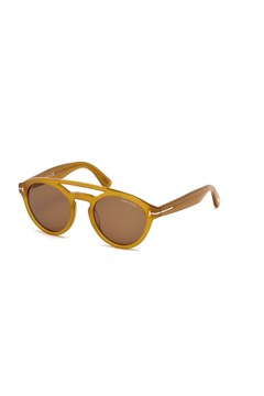 Clint Sunglasses - amber/brown