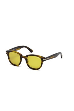 Garett Sunglasses BROWN/YELLOW 1