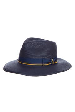 Santiago Indiana Jones Hat NAVY 1