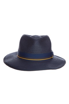 Santiago Indiana Jones Hat - navy