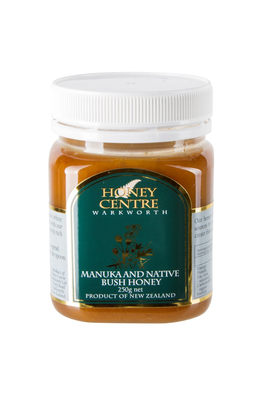 Manuka & Native Bush Honey