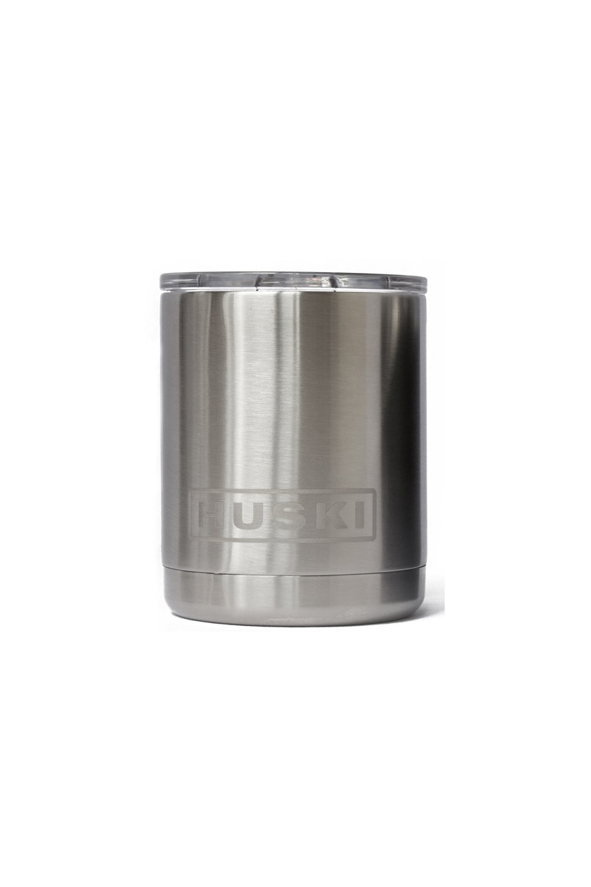 Short Tumbler - Brushed Stainless