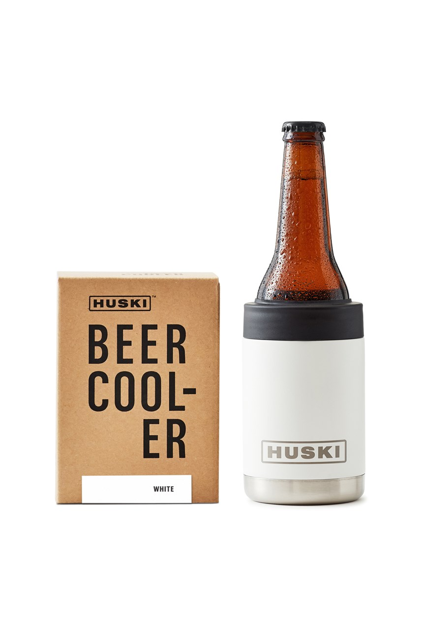 Beer Cooler - White