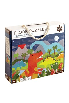 Dinosaur Kingdom Floor Puzzle 1