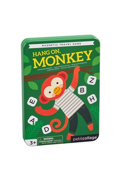 Hang On Monkey Magnetic Travel Game 1
