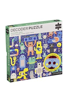 Monster Jam Decoder Puzzle 1