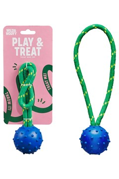 Dog Play & Treat Toy 1