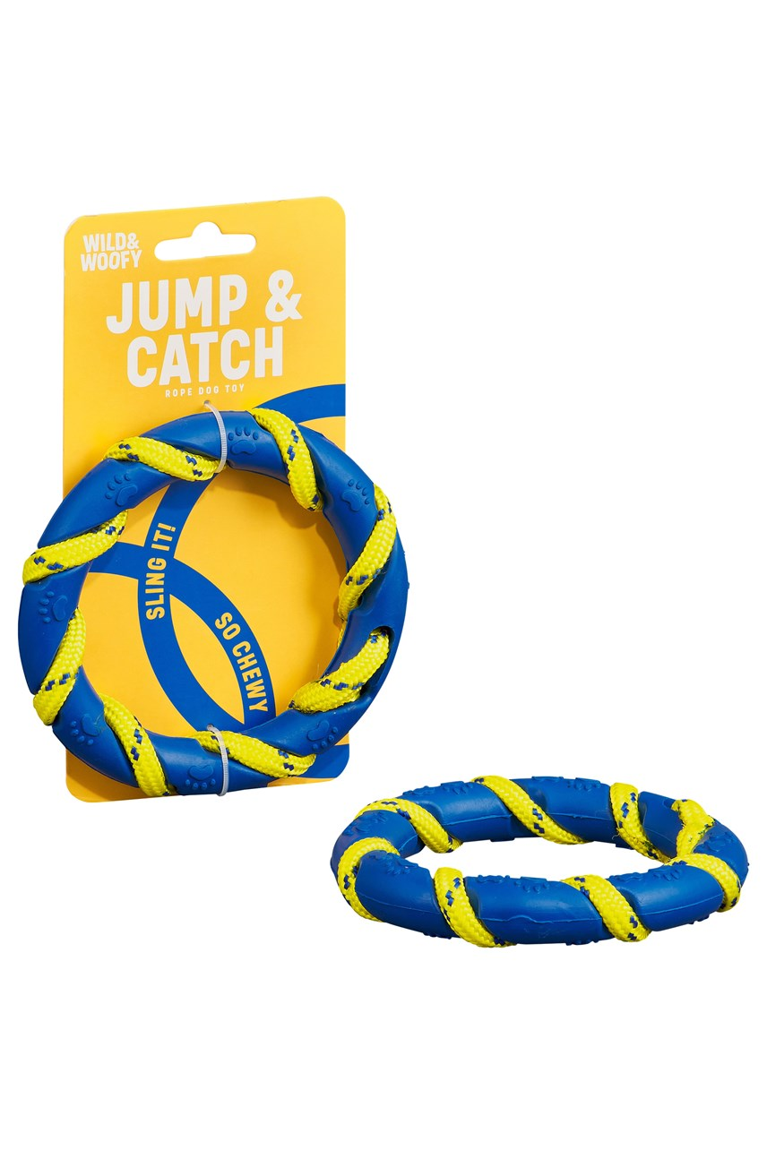 Dog Jump & Catch Toy