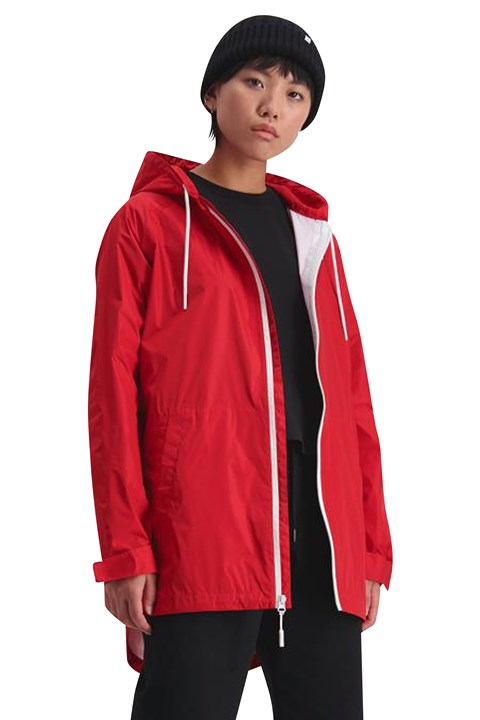2.5L Hfr Rain Jacket - red