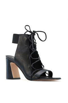 Abort Lace Up Heel BLACK 1