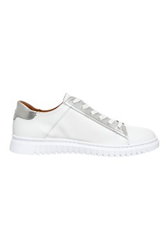 Claw Lace Up Star Sneaker WHITE 1