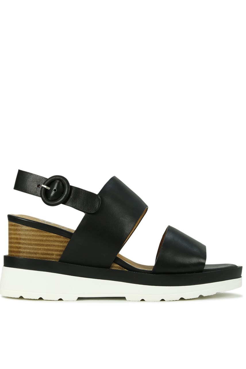 Jade Wedge Sandal
