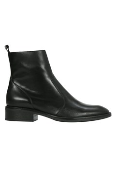 Seline Flat Ankle Boot BLACK 1