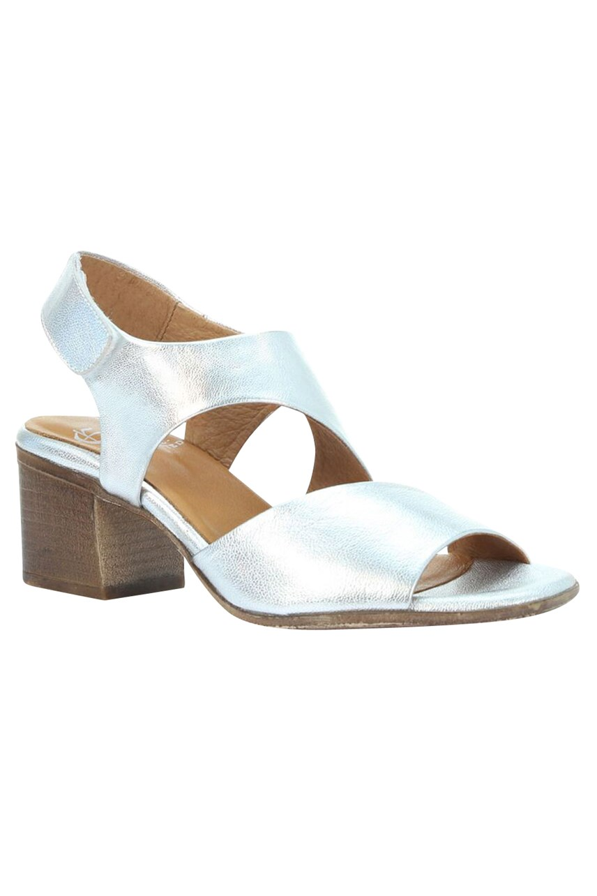 Starlit Leather Sandal