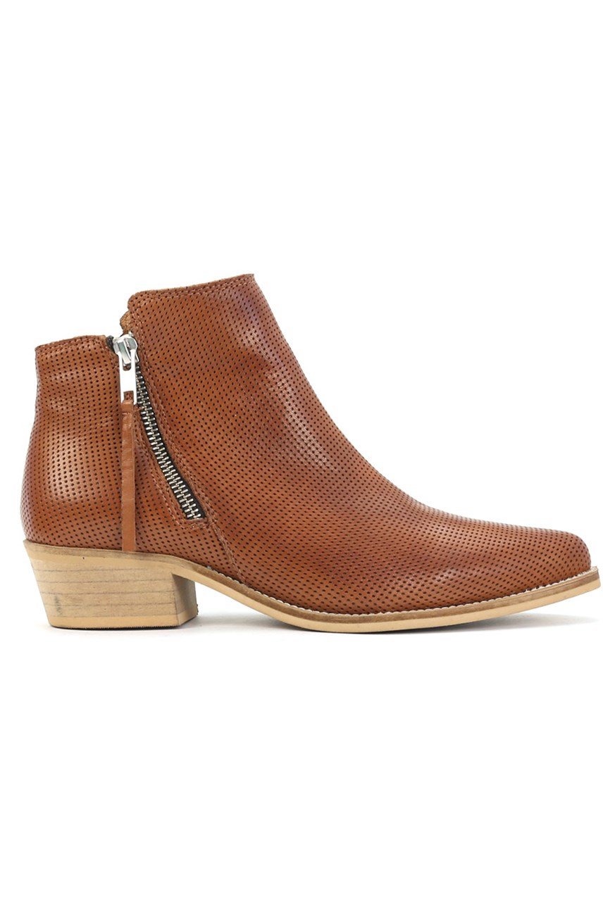 Toggy Ankle Boot