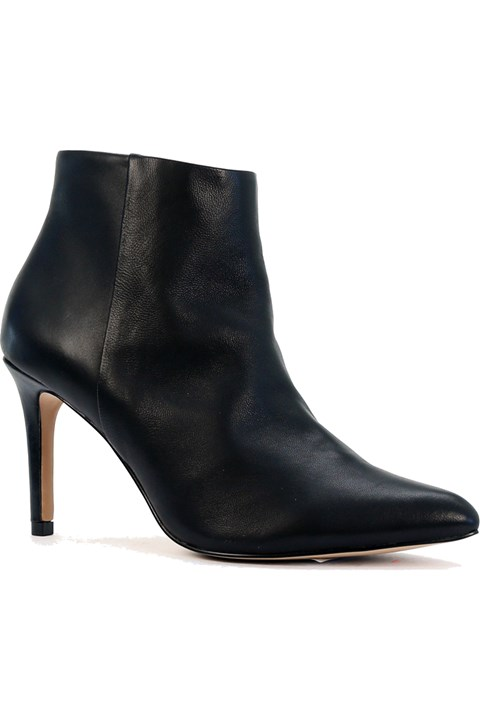Top Stiletto Ankle Boot - black