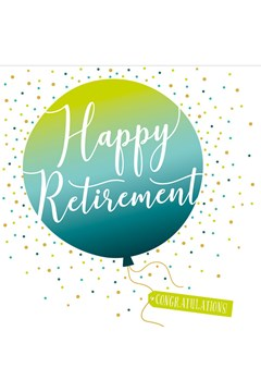 Retirement Card 1